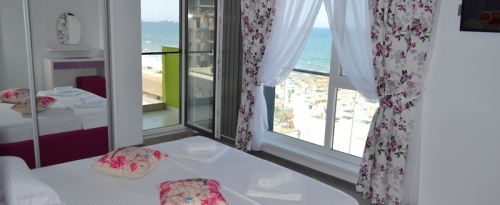 Amazing Sea View ALEZZI Beach-Resort Mamaia Nord Profil 1