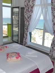 Amazing Sea View ALEZZI Beach-Resort Apartamente Mamaia Nord
