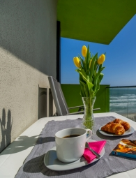 Mamaia Vice seaview 2 bedroom Alezzi resort  Apartamente Mamaia Nord