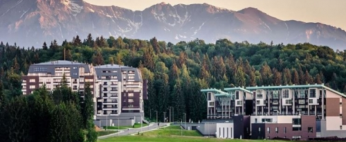 Silver Mountain Resort SPA Poiana Brasov Profil 1