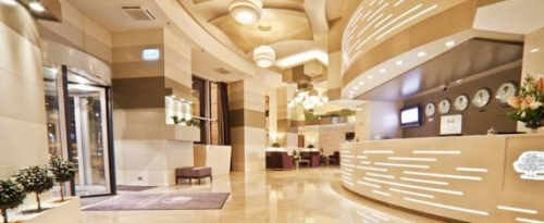 Hotel DoubleTree by Hilton Bucharest Unirii Square Bucuresti Profil 1